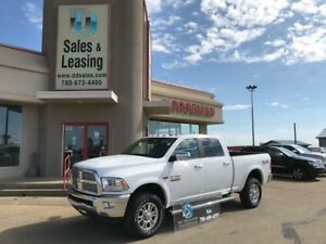 2017 Ram 2500 Laramie 5.7L/Nav/Sunroof/Leather $48987