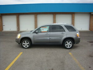 2006 Chevrolet Equinox LT     Sunroof! Heated Leather Seats!