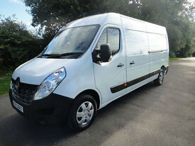Renault Master 2.3dCi (FWD) CCLL35 125 Business Plus