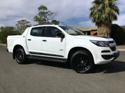 2017 Holden Colorado RG MY18 Z71 Pickup Crew Cab White 6 Speed Manual Utility Nailsworth Prospect Area Preview