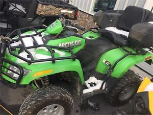 2006  Arctic cat 650