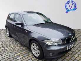 BMW 1 SERIES 118d SE 5dr (grey) 2005