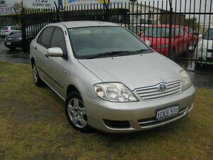 2006 Toyota Corolla LOW KMS**** AUTO*** Silver 4 Speed Automatic Sedan Maddington Gosnells Area Preview