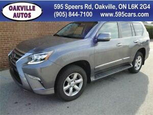 2016 lexus gx460-navi-backup cam-33000KM only no Accident