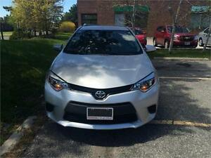 2014 TOYOTA COROLLA, 1 OWNER, AUTOMATIC