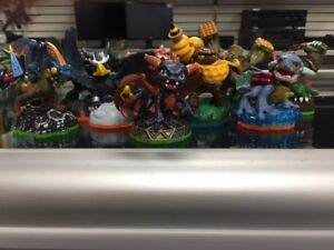 SKYLANDERS GAME ACCESSORIES for PS3, XBOX 360, Wii!