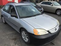 2003 Honda Civic Sdn DX-G
