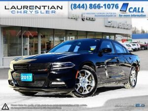 2017 Dodge Charger SXT-AWD, HEATED SEATS!!! BLUETOOTH!!!