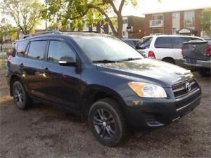 2011 Toyota RAV4-4WD 4dr 4-cyl 4-Spd AT (Natl)-REduced to sell!
