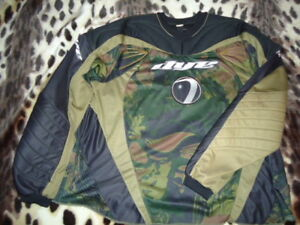 LOTS of paintball jerseys need to sell