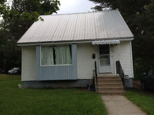 4-bedroom house, 5-minutes from UNB and STU (available August).