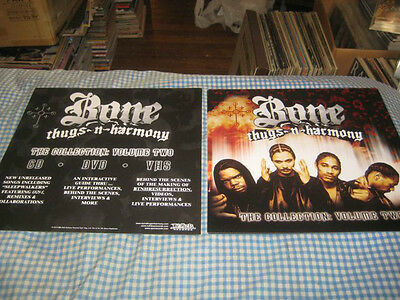 BONE THUGS N HARMONY-(the collection-vol.2)-1 POSTER FLAT-2