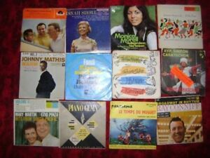 Old Vinyl Records for Cheap