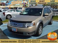 2008 Ford Taurus X SEL FWD SUV with Sunroof for 7 passengers
