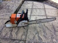 Stihl MS460 Professional chainsaw