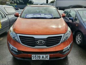2010 Kia Sportage KM2 MY10 EX Gold 4 Speed Automatic Wagon Morphett Vale Morphett Vale Area Preview