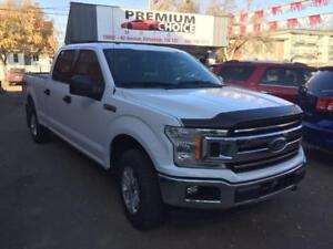 2018 Ford F-150 XLTSuper Crew,4x4  WEEKEND SPECIAL 229.00 B/W