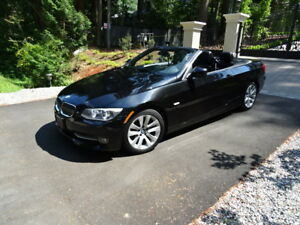 2011 BMW 328I CAB ONLY 34000KM BEST IN THE WEST