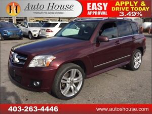 2010 MERCEDES GLK 350 AWD 4MATIC 90 DAYS NO PAYMENTS
