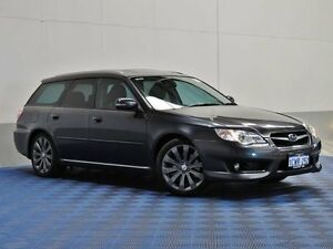2008 Subaru Liberty MY08 3.0R-B Grey 5 Speed Electronic Sportshift Wagon East Rockingham Rockingham Area Preview