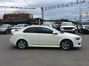 2013 Mitsubishi Lancer 10th Anniversary Edition Sedan
