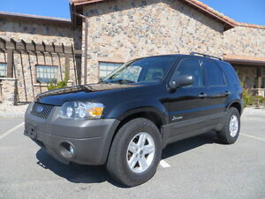 4X4-Hybrid-One-Owner-Leather-Fully-Serviced-Black-Smoke-Free-Dealer-Trade
