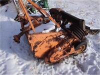 3-POINT HITCH ROTOTILLER