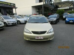 2004 Toyota Camry ACV36R Altise Gold 4 Speed Automatic Sedan Coorparoo Brisbane South East Preview