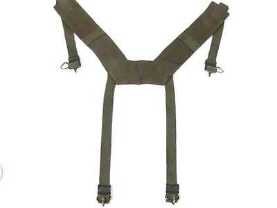 Early Vietnam US Army M1956 H-Pattern Suspenders 1st Pat 1962 Size Regular RARE! for sale  Henderson