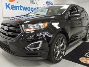 2016 Ford Edge Sport AWD, leather!NAV!Sunroof!