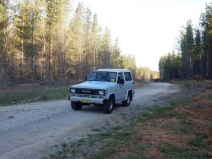 1987 Nissan Patrol SUV