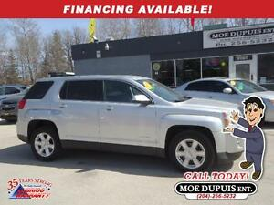 2010 GMC Terrain SLE-1,LOOK!!LOOK!! ONLY 77000KMS!