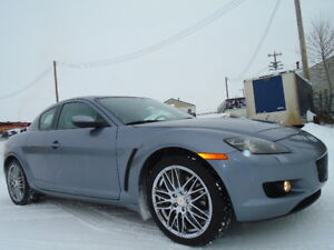 SOLD!!!!!!!!!!!!!!!!!!!!2004 Mazda RX-8 GT  SPORT PKG--LEATHER--