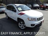 2013 Jeep Compass  NORTH EDITION!! 4X4!! ALLOYS WHEELS!!