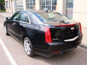 2015 Cadillac ATS 2.0L Turbo Luxury AWD NAVIGATION SUNROOF LOW K Edmonton Edmonton Area image 3