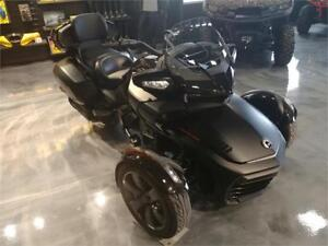 2016 Can-Am Spyder F3 Limited Special Edition