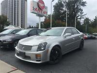 2004 Cadillac CTS-V 6 speed 400hp 6 Speed Manual Runs Mint Kitchener / Waterloo Kitchener Area Preview