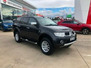 2011 Mitsubishi Challenger PB (KH) MY12 30th Anniversary Grey 5 Speed Sports Automatic Wagon Hoppers Crossing Wyndham Area Preview