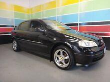2002 Holden Astra TS CD Black 4 Speed Automatic Sedan Wangara Wanneroo Area Preview