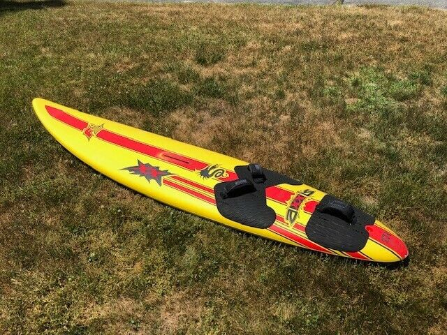 F2 Axxis 273 Windsurf Board 98 Liter, Used, Local Pick Up Only