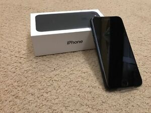 Iphone 7 128GB black (Rogers)  NEW!!!!!