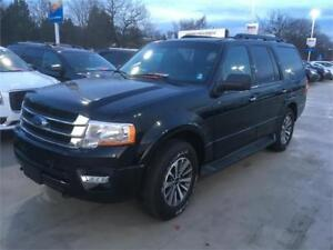 2017 FORD EXPEDITION XLT black, leather 44.000 km
