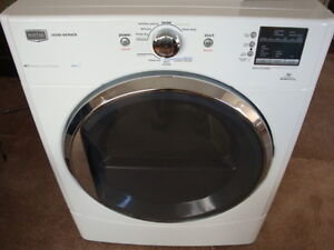 Maytag High Efficiency front load gas dryer