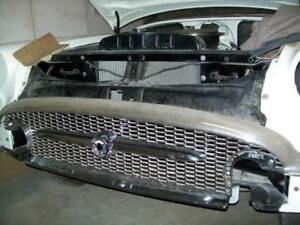 1955 Buick Special parts, bumpers, repair panels, trunk lid etc.