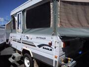 2003 Jayco Eagle Outback Camper Trailer Moonah Glenorchy Area Preview