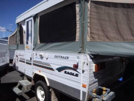 2003 Jayco Eagle Outback Camper Trailer