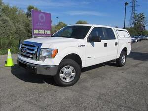 2012 Ford F-150 XLT 4X4 CLEAN CAR PROOF, NEW TIRES, MUST SEE