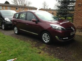 Renault Grand Scenic 1.6 TD ENERGY Dynamique Tom Tom Bose+ Pack
