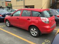 TOYOTA MATRIX AUTOMATIQUE CLIMATISEE 157000 KM