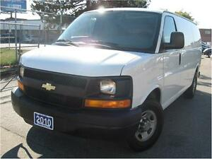 2010 Chevrolet Express Cargo Van ***************8 TO CHOOSE FROM